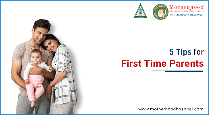 Tips for first time parent