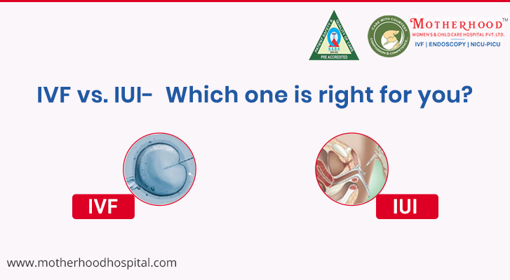 IVF vs IUI - Which one is right for you?