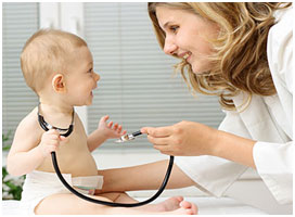 Baby wellness clinic/Vaccination center