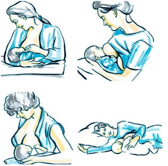 Breast feeding counseling