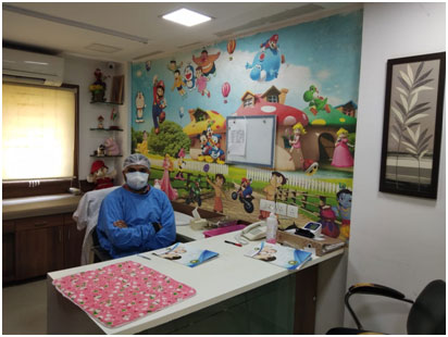 Childhood asthma clinic