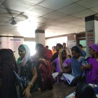 IVF Camp at Radhanpur