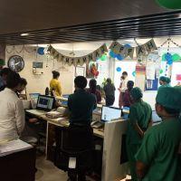8th anniversary celebration of motherhood hospital
